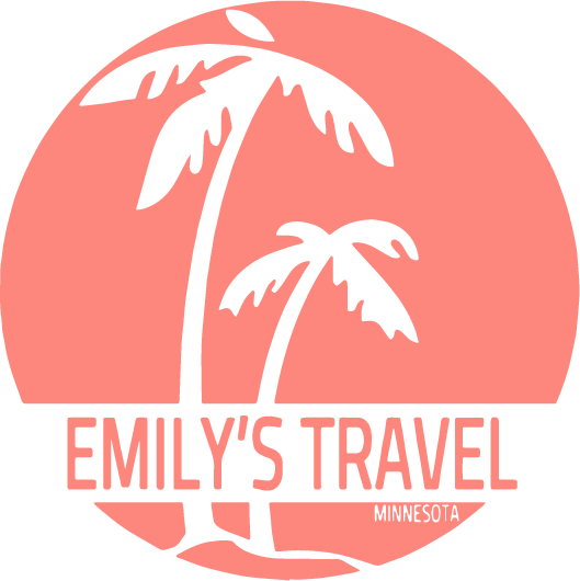 Emily's Travel Logo - Click to go Home